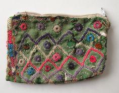 Indian purse via Anja Brunt