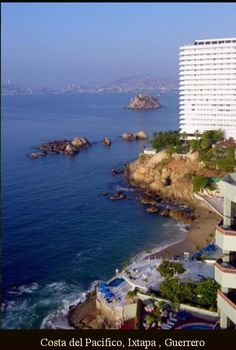 Ixtapa está equipada con una gran infraestructura hotelera, esta parte del destino refleja la modernidad. Atrévete a vivir un #BestDay en las hermosas playas de #Ixtapa  #OjalaEstuvierasAqui