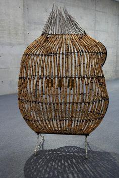 Sculpture by Chen Zhen