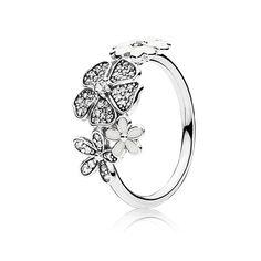 Blumen-Bouquet Ring