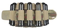 Race Pack Harness - 4+7 -  Multicam picture