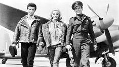633 Squadron (1964) Cliff Robertson, George Chakiris, Film, 1970s, Entertainment, Fictional Characters, Movie, Film Stock, Cinema