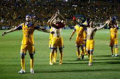 Tigres finalista de la Copa Libertadores