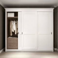 2018 Latest Solid Wood Fitted Wardrobe Doors Traditional Wardrobe with proportions 933 X 933 Bedroom Cabinets With Sliding Doors - Having the property you Bedroom Furniture Design, Bedroom Closet Doors, Closet Bedroom, Built In Cupboards, Wooden Bedroom, Sliding Door Wardrobe Designs, Build A Closet, Classic Bedroom, Wardrobe Doors