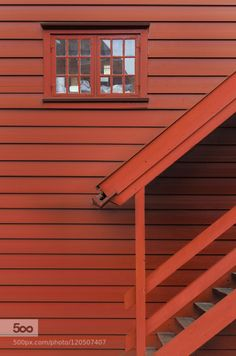 Scale by robertsardinia  abstract architecture bergen color house lines nikon d7000 norge norvegia norway oggiano red scandin