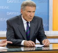 TWiNE NeWS: Harrison Ford officially joins Anchorman: The Legend Continues cast