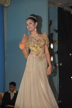 Image detail for -native filipiniana gown – Sewing Projects | BurdaStyle.com