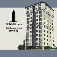 Teknik Apartment Erenköy/Erenköy, ANASAYFA, Teknik A.Ş.   Teknik A.Ş.