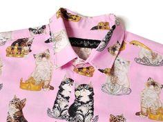OFWGKTA Pink Cat Shirt, I would wear this