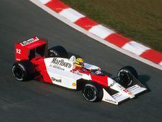 1988 McLaren MP4/4 - Honda (Ayrton Senna)