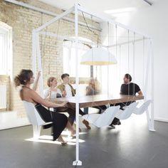 Swing Table #DesignGadgets, #swing, #table