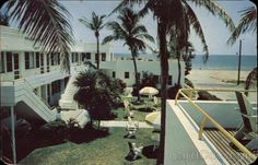 Hollywood Beach Florida, General Lee, Old Florida, Heron, Old Hollywood, Apartments, Miami, Feels, Mid Century