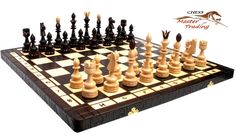 Indian wooden chess set 54x54 beautifull crafted chessboard and chessmen