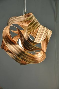 Contemporary ceiling lamp