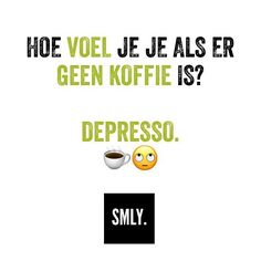 3,027 vind-ik-leuks, 220 reacties - SMLY. (@smly.nl) op Instagram: '⚪️⚫️ #SMLY.' Team Quotes, Jokes Quotes, Funny Quotes, Funny Memes, Funny Pix, Funny Posts, Smart Quotes, Dutch Quotes, Good Jokes
