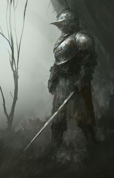 Knights and Armor.