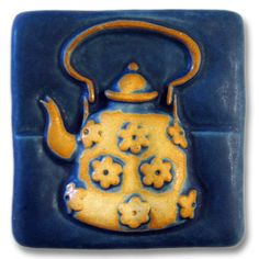 Teapot Tile | Flickr - Photo Sharing!