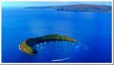 Para quem pretende conhecer as belezas naturais da ilha de Maui, não pode deixar de visitar Molokini, um santuário ecológico localizado a poucos minutos da costa. Esse tipo de cratera vulcânica, além de ser uma das três únicas formações semelhantes no mundo, está entre os TOP 10 melhores lugares para snorkeling e mergulho no mundo.