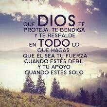 Dios siempre nos bendice