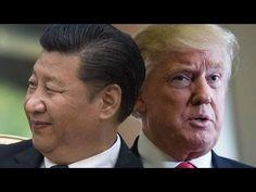 First talk between Xi and Trump