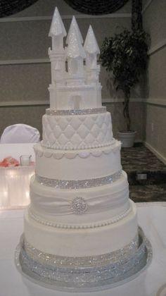 Fairytale Wedding Theme Ideas. It's slightly tacky but also very cool!! @Angela Mcdonald