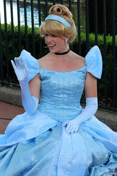 Cinderella (by disneylori)