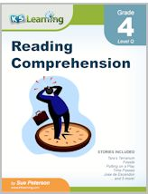 Free printable fourth grade reading comprehension worksheets | K5 Learning