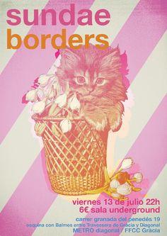 Sundae / Borders