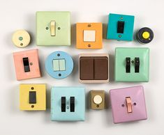 Soviet light switches