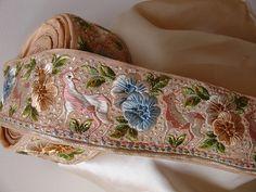 Vintage Silk Braid from Bombay