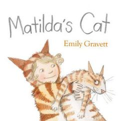 """Matilda's cat """"likes"""" many things....expressive drawings, lists, and crossed-out lists make this a simple but effective read.  Aw-ending as a bonus"""