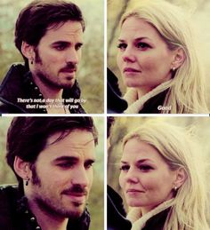 Emma and Hook! Ugh drowning in emotion right now