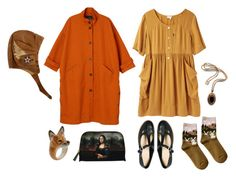 """wes anderson karakteriyim"" by meloki ❤ liked on Polyvore featuring Monki, ASOS, Nach and Steven Alan"