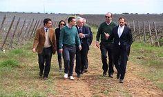 Director Geral da Organização Internacional da Vinha e do Vinho visitou Reguengos de Monsaraz
