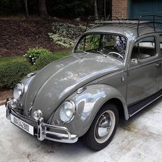 Customer's car. Wow. #LaneRussellVW #VintageVW #Volkswagen #aircooled #aircooledvw #german #vw #vws #vdub #vdubs #bug #beetle #thesamba #vwbus #vwallday #vwdaily #vwlife #vwlove