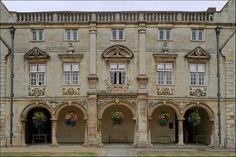 Pepys Library, Magdalene College, Cambridge