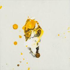Beatrice Richter:  Abstract Animal # 37. Tusche und Graphit auf Papier. #Zeichnung #Urtier #Phantasiegestalt #intuitivesZeichnen #Tier #Abstraktion #startyourart #beatricerichter www.startyourart.de