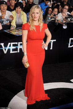 The Oscar winner brought star power to the Australian production filmed entirely in Victoria, pictured here at the Divergent premiere