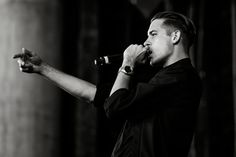 The James Dean of Rap Music. G-Eazy.