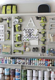 45+ Clever Garage Organization Ideas