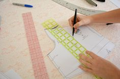 Raglan Seam Bust Adjustments | Colette Patterns Sewalongs