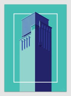 Towers of The Netherlands on Behance