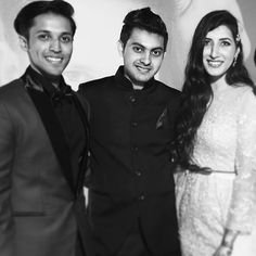 Happy 1st Wedding Anniversary to the most amazing couple in our family! Durjoy Datta and Avantika Mohan