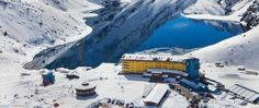 Ski Center in The Andes, Chile | Ski Portillo