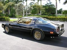 Bandit Trans Am, Pontiac Cars, Pontiac Firebird Trans Am, Unique Cars, Sport Cars, Cool Cars, American, Board, Classic