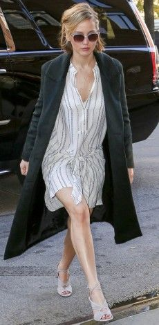 Η JENNIFER LAWRENCE ΜΕ AQUAZZURA.  http://www.instyle.gr/look-of-the-day/
