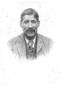 Isaac Paul (the son of Peter Paul) - Mi'kmaq – 1891