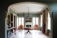 Discover our favourite traditional interiors from The List members on HOUSE - design, food and travel by House & Garden.
