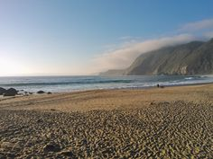 Playa Grande de Quintay, Región de Valparaíso. Foto de Purísima Ampuero.