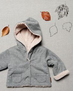 Cute part real part hand drawn leaf presentation.  October-MINI-LOOKBOOK | ZARA United Kingdom
